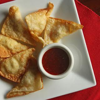 Crab & Cream Cheese Wontons Recipe