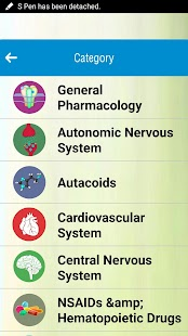 Pharma Guide MCQs- screenshot thumbnail