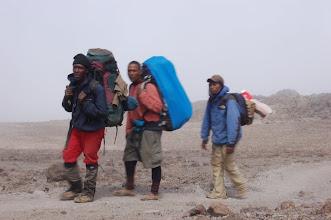 Photo: Local porters