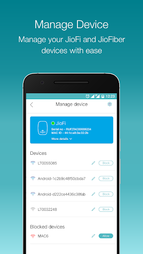 MyJio app (apk) free download for Android/PC/Windows screenshot