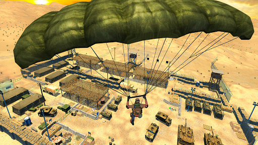 Free Firing Battleground: Fire Free Squad Survival  captures d'écran 1