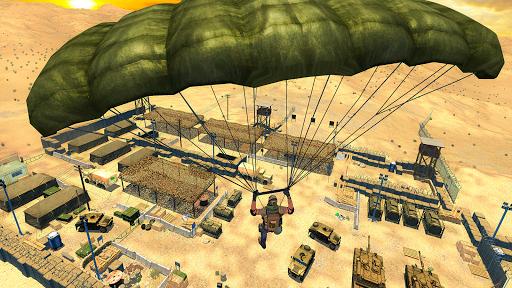 Free Firing Battleground: Fire Free Squad Survival  captures d'u00e9cran 1