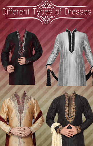 indian man dress suit