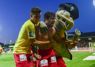Prêté après une saison compliquée, un Brugeois a marqué des points avec Ostende