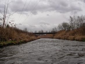 Photo: płynie coraz szybciej