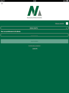 Nagelmackers Mobile Banking- screenshot thumbnail