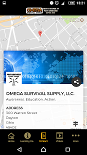 Omega Survival Supply, LLC. - náhled