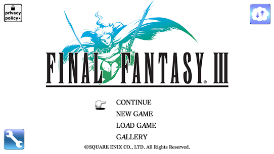 FINAL FANTASY III Apk Download For Android and Iphone 6