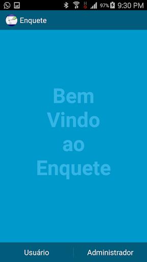 Foto do Enquete