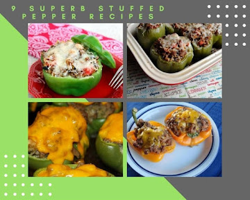 9 Superb Stuffed Pepper Recipes