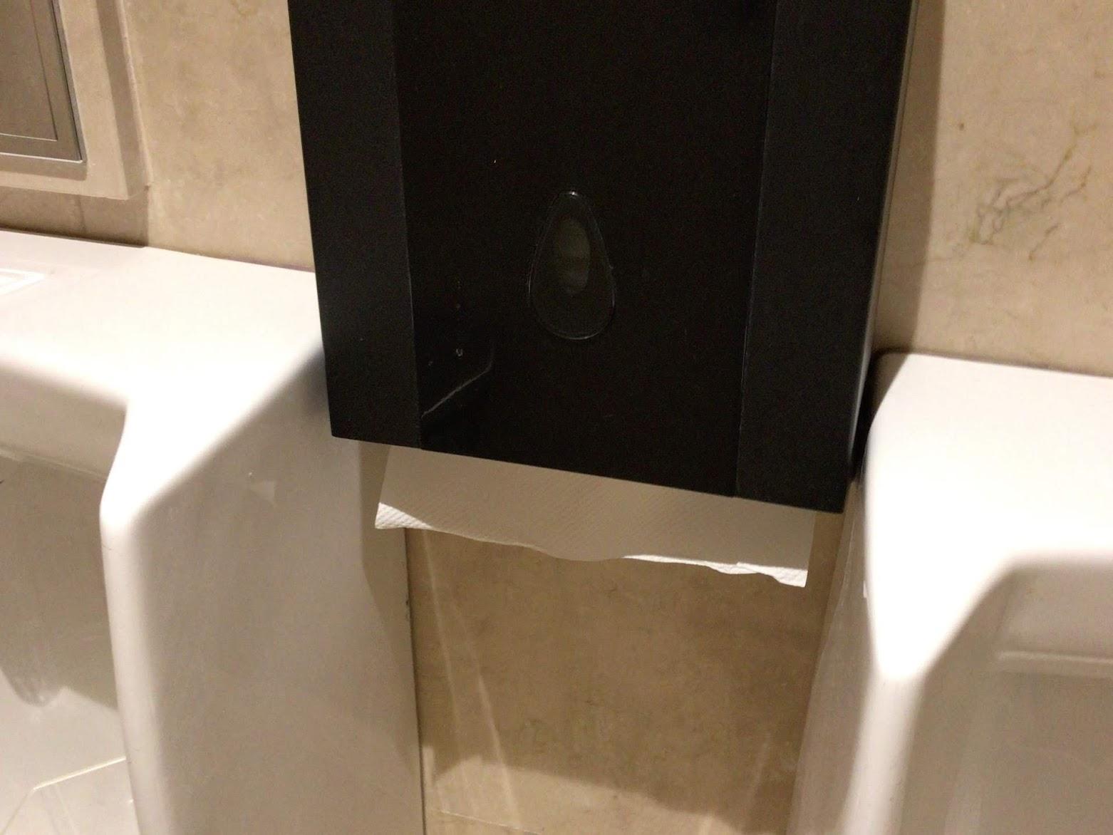 こんな「外国のトイレ」でした。