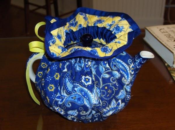 Final product ... an adorable tea cosy!