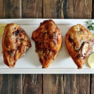 Lemon-Thyme Chicken Breasts
