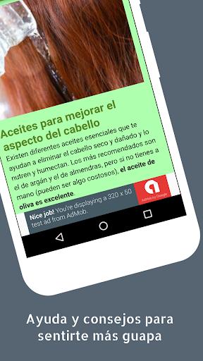 Trucos y Consejos de Belleza Caseros 1.05 screenshots 4
