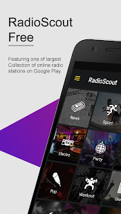 Radio FM & Music Recognition- screenshot thumbnail