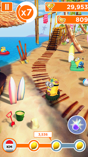 Despicable Me: Minion Rush screenshot 6