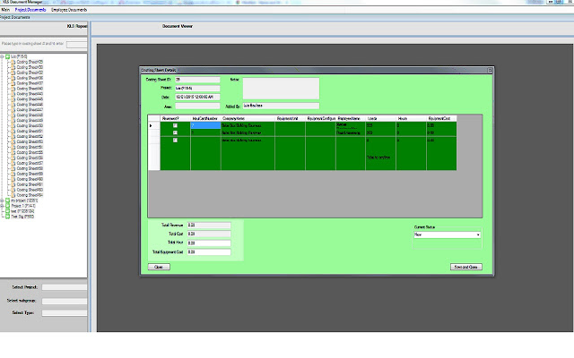 KLS Document Manager extension
