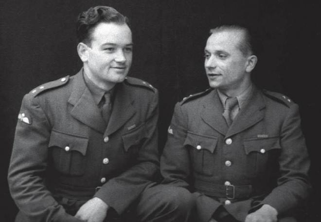 Ян Кубіш та Йозеф Ґабчік