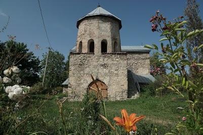 Kirche von Sakdrioni.