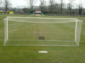 Photo: 09/03/13 v Bovingdon (Herts Senior County League Premier Div at HTFC) 5-2 - contributed by Bob Davies