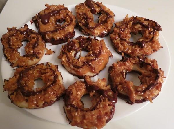Samoa Girl Scout Cookies Recipe