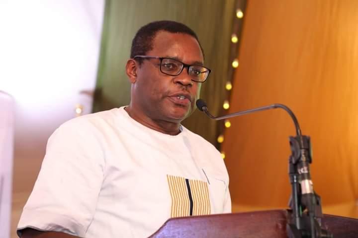 Senate Speaker Kenneth Lusaka.