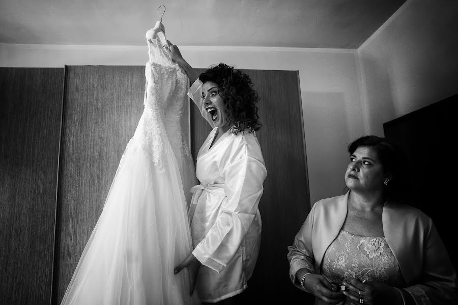 Wedding photographer Barbara Fabbri (fabbri). Photo of 17.01.2019