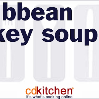 Caribbean Turkey Soup.