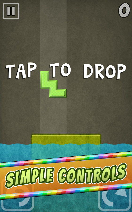 Drop Stack Plus - Block Tower- screenshot