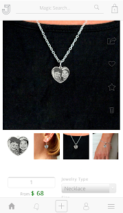 Jevelo - Jewelry Design App- screenshot thumbnail