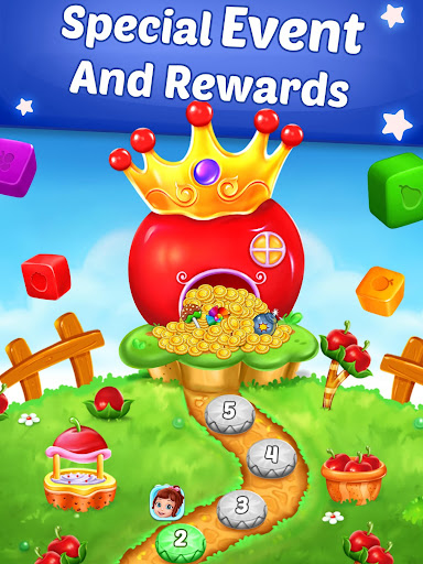Fruit Cube Blast apktram screenshots 11
