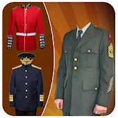Army Suit Photo Editor – All Army Dresses