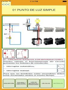 INSTALACIONES ELÉCTRICAS screenshot 13