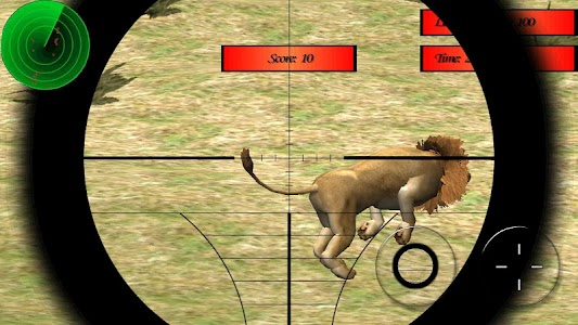 LION HUNTING: MASSACRE screenshot 3