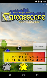 Carcassonne Scoreboard- screenshot thumbnail