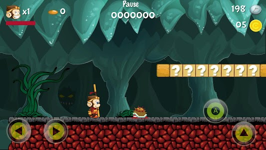 Super Jungle World Adventure screenshot 2