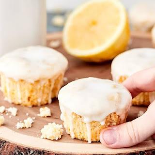 Vegan Lemon Pound Cake Cupcakes Recipe