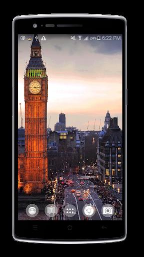 London Time Lapse Wallpaper