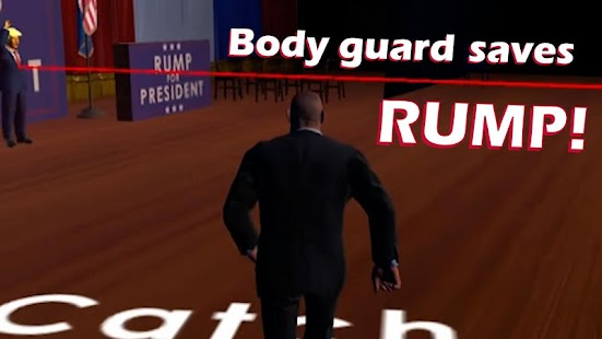 Rump for president 2- screenshot thumbnail