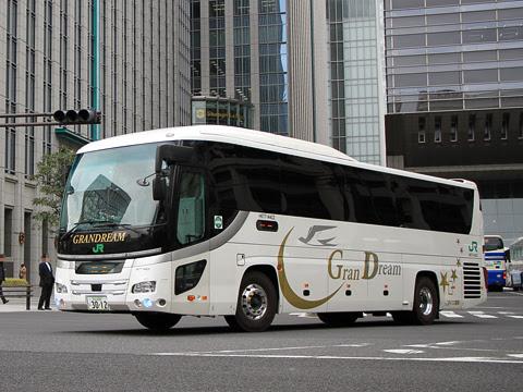 JRバス関東「グランドリーム」 3012