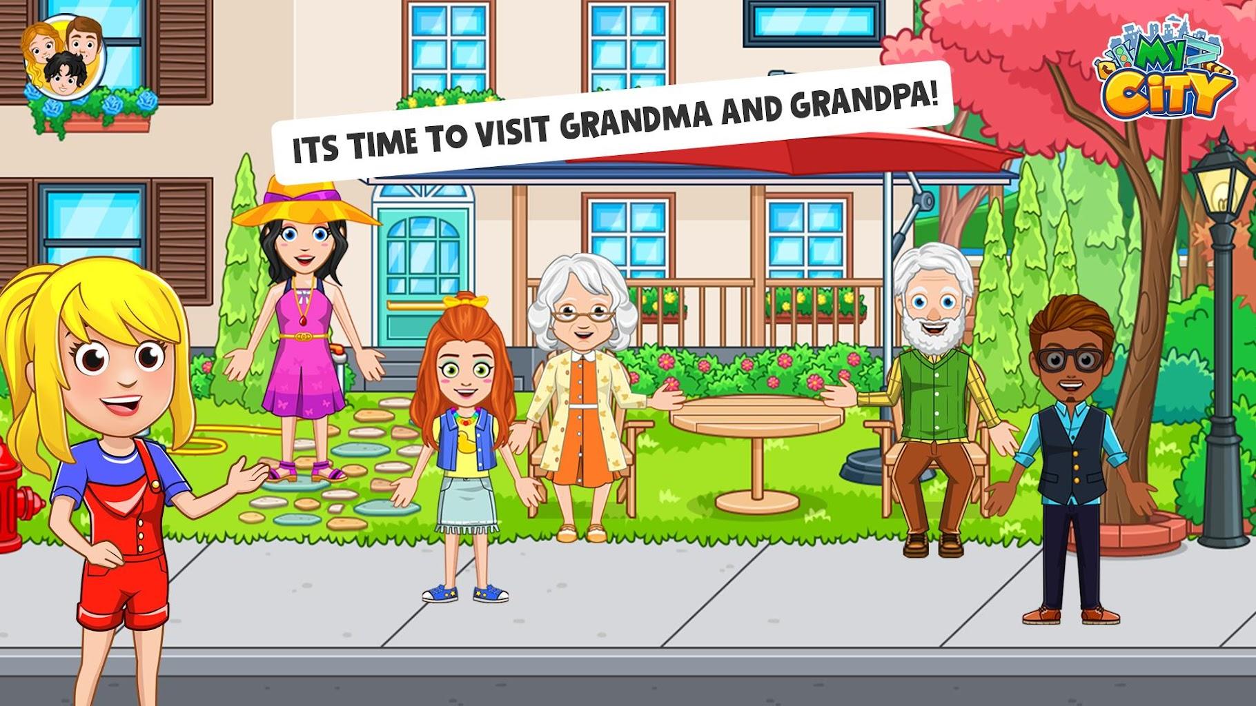 My City  Grandparents Home 32.32.32 Apk Download   mycity ...