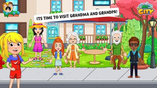My City : Grandparents Home (My city casa de abuelos) 1