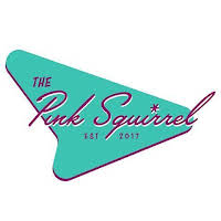 The Pink Squirrel logo