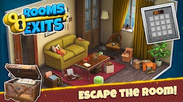 Rooms & Exits - Can you Escape room?
