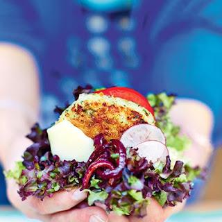 Cauliflower Cheese Burgers