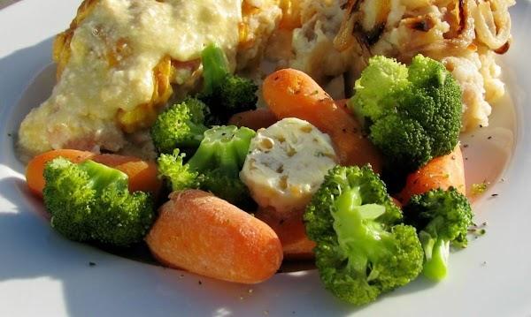 Steamed Broccoli &carrots Recipe