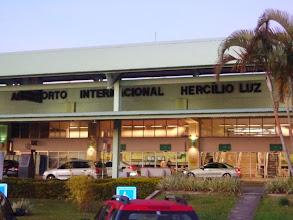 Photo: Flughafen Florianópolis