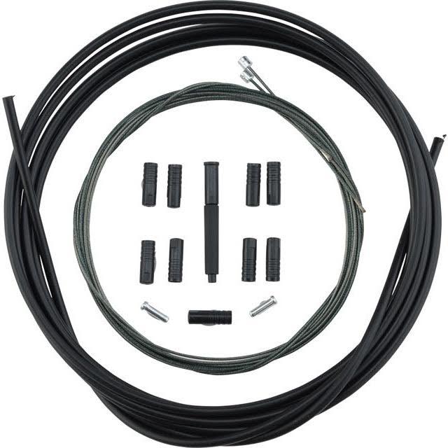 Shimano MTB Optislick Derailleur Cable and Housing Set