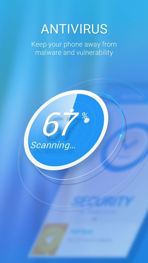 360 Security Lite - Booster, Cleaner, AppLock- screenshot