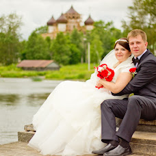 Wedding photographer Marina Baryshnikova (Ramino4ka). Photo of 14.07.2015